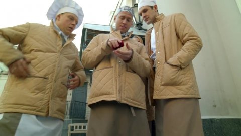 Кухня 5 сезон 12 серия, кадр 32