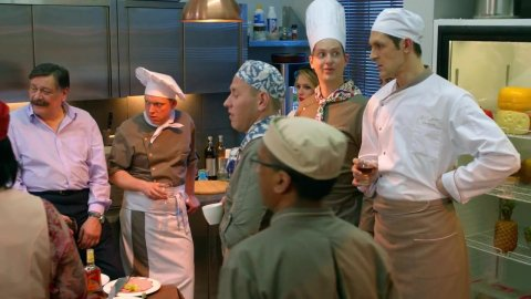 Кухня 5 сезон 13 серия, кадр 20