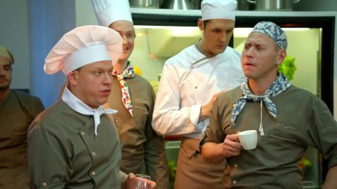 Кухня 5 сезон 13 серия, кадр 19