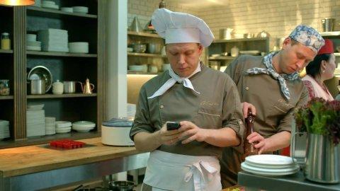 Кухня 5 сезон 20 серия, кадр 14