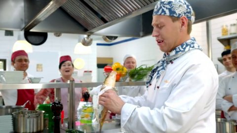 Кухня 4 сезон 7 серия, кадр 2