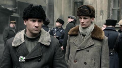 Ленинград-46  1 сезон 14 серия, кадр 5