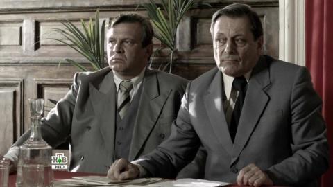 Ленинград-46  1 сезон 20 серия, кадр 4