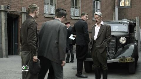 Ленинград-46  1 сезон 20 серия, кадр 6