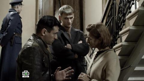 Ленинград-46  1 сезон 6 серия, кадр 3