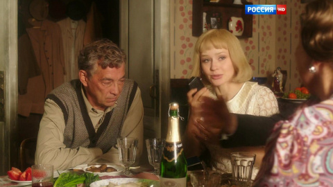 Людмила Гурченко 1 сезон 11 серия, кадр 3