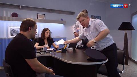 Морозова 1 сезон 31 серия, кадр 5