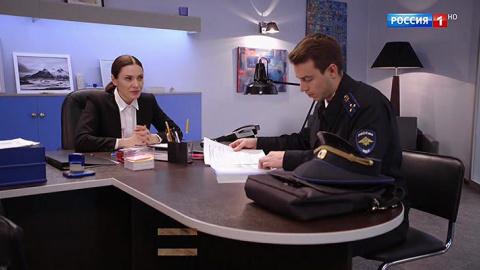 Морозова 1 сезон 37 серия, кадр 5