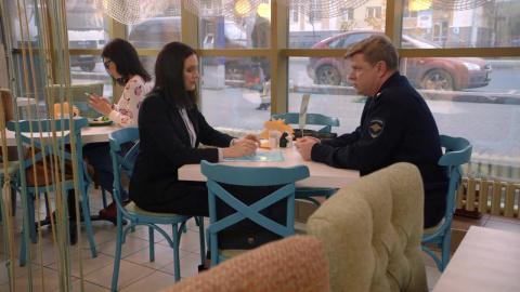 Морозова 1 сезон 45 серия, кадр 3