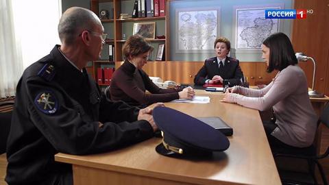 Морозова 1 сезон 50 серия, кадр 4
