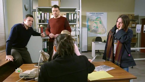 Мухтар. Новый след 1 сезон 117 серия, кадр 2