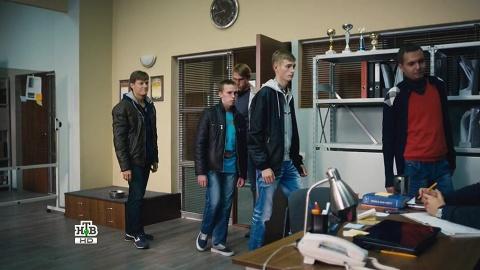 Мухтар. Новый след 1 сезон 35 серия, кадр 5