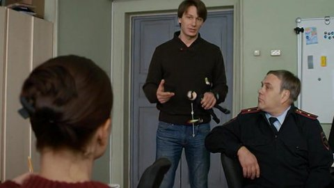 Напарницы 1 сезон 15 серия, кадр 4