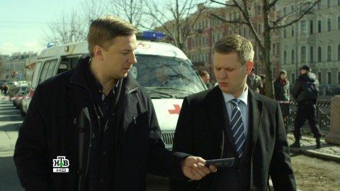 Невский 1 сезон 4 серия, кадр 2