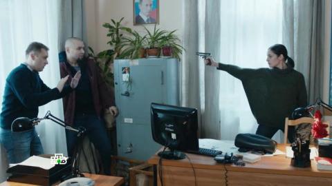 Оперетта капитана Крутова 1 сезон 2 серия, кадр 2