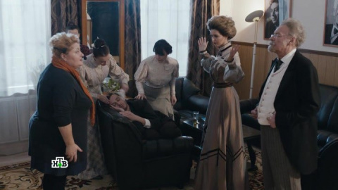 Оперетта капитана Крутова 1 сезон 3 серия, кадр 3