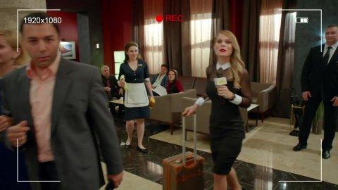 Отель Элеон 1 сезон 15 серия, кадр 3