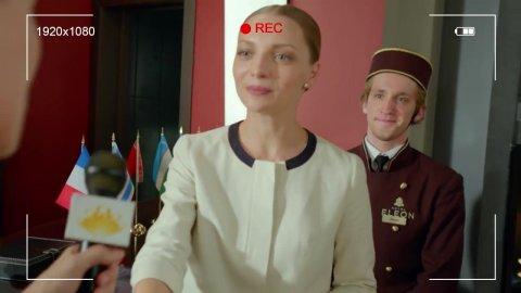 Отель Элеон 1 сезон 15 серия, кадр 4