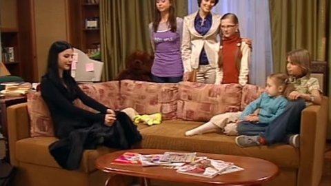 Папины дочки 1 сезон 20 серия