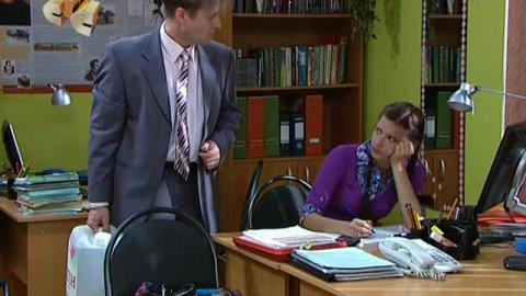 Папины дочки 17 сезон 7 серия, кадр 3