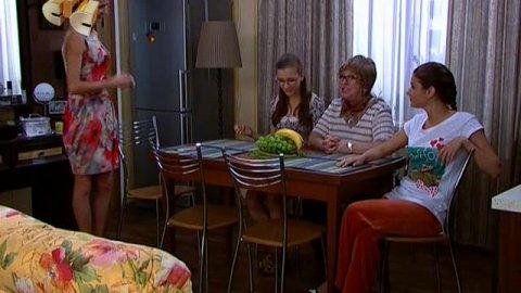 Папины дочки 18 сезон 8 серия