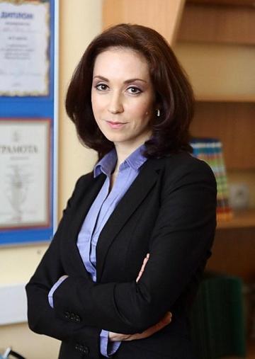 Большова Анна Леонидовна