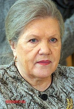 Ананьина Валентина Георгиевна