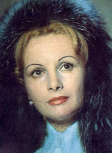 Шарыкина Валентина Дмитриевна