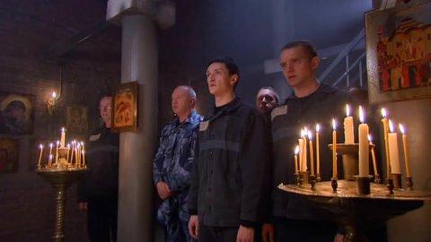 Побег 1 сезон 11 серия