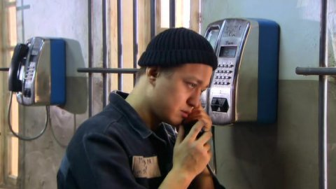 Побег 1 сезон 13 серия, кадр 4