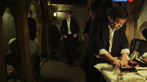 Полицейский участок 1 сезон 6 серия
