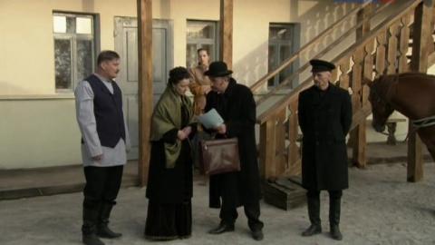 Последний янычар 1 сезон 1 серия, кадр 4