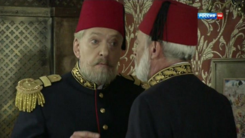 Последний янычар 1 сезон 55 серия, кадр 6
