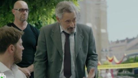 Посольство 1 сезон 7 серия