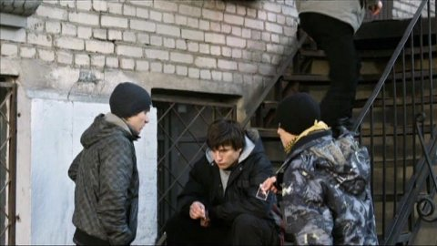 Шаман 1 сезон 1 серия, кадр 6