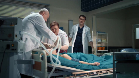 Склифосовский 6 сезон 1 серия, кадр 2