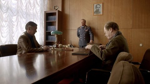 Следователь Тихонов 1 сезон 1 серия, кадр 3