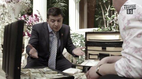 Слуга народа 1 сезон 8 серия, кадр 21