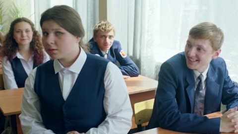 Учителя 1 сезон 1 серия, кадр 6