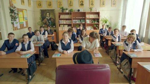 Учителя 1 сезон 2 серия, кадр 6