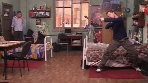 Универ 1 сезон 2 серия, кадр 2