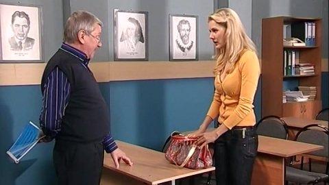Универ 1 сезон 48 серия, кадр 4