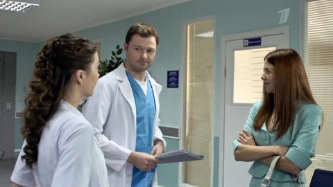 Женский доктор 1 сезон 29 серия, кадр 3