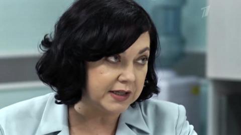 Женский доктор 1 сезон 34 серия