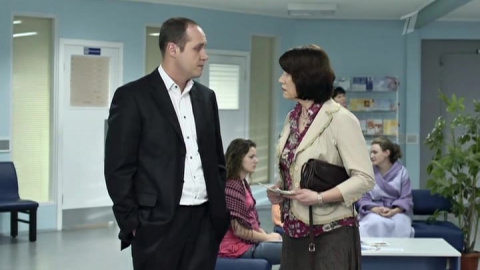 Женский доктор 1 сезон 40 серия, кадр 2