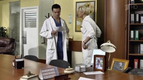 Женский доктор 2 сезон 26 серия, кадр 3