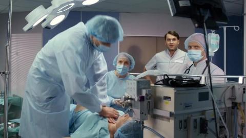 Женский доктор 3 сезон 1 серия, кадр 3