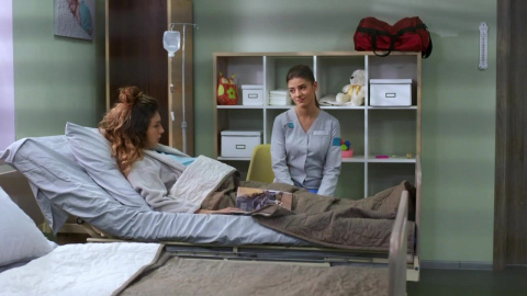 Женский доктор 3 сезон 34 серия, кадр 4