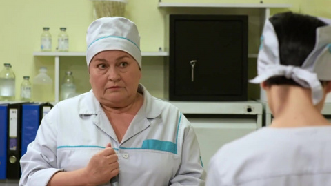Женский доктор 3 сезон 38 серия, кадр 3